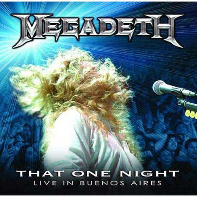That One Night: Live In Buenos Aires (2cd) (cd Slipcase)