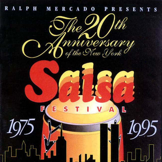 The 20th Anniversary...new York Salsa Festival