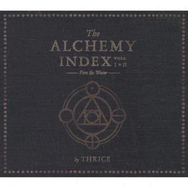 The Magic Index Vols.i & Ii: Fire & Water (2cd)