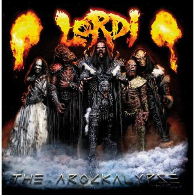 The Arockalypse (special Edition) (includes Dvd)