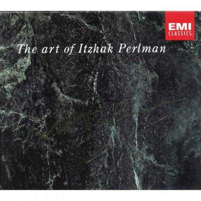 The Art Of Itzhak Perlman (4 Disc Box Regulate) (remaster)