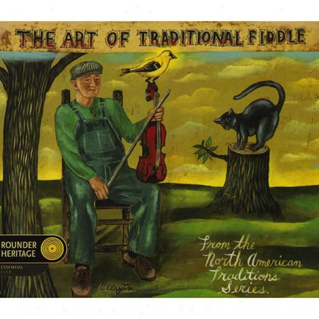 The Art Of Traditional Fiddle (diig-pak) (remaster)