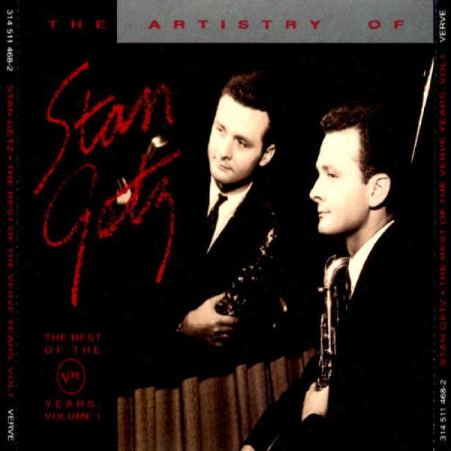 The Artistry Of Stan Getz: The Best Of The Verve Years, Vol.1 (2cd)