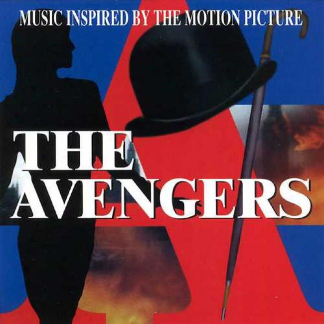 The Avengers: Music Inspired By The Motion Picture Soundtrack