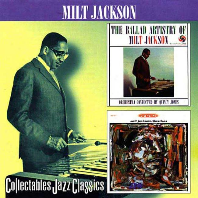 The Light poem Artistry Of Milt Jackson/vibrationa