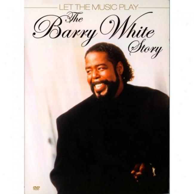 The Barry White Story: Let The Music Play (music Dvd) (flip Case)