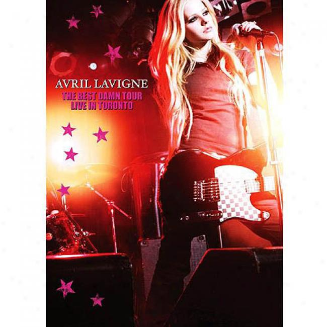 The Best Damn Tour: Live In Toronto (edited) (music Dvd) (amaray Case)