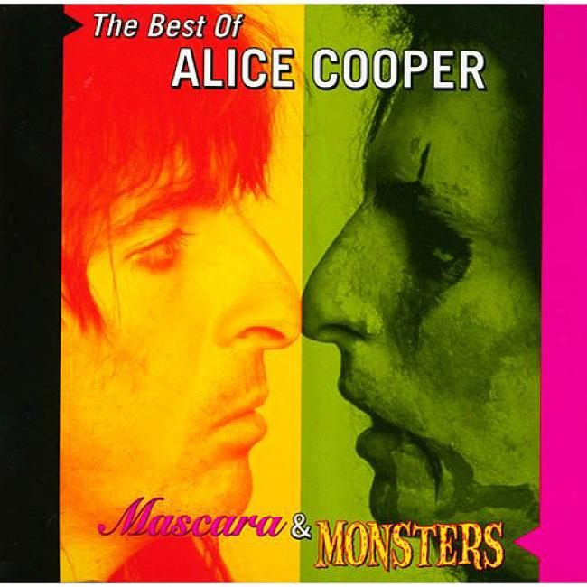 The Best Of Alice Cooper: Mascara & Monsters (wal-mart Exclusive) (eco-friendly Bundle) (remaster)