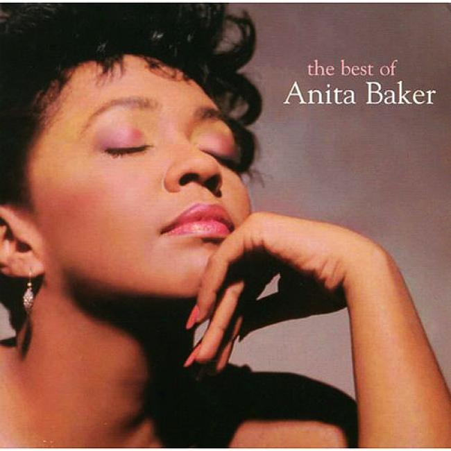 The Best Of Anita Baker (wal-mart Exclusive) (eco-friendly Package) (remsster)