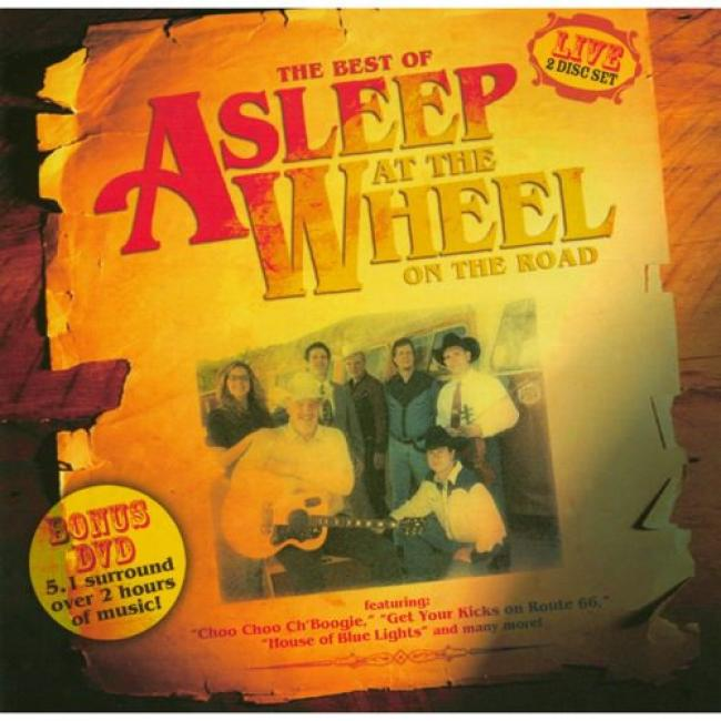 The Best Of Asleep At The Deviate On The Road (includes Dvd)