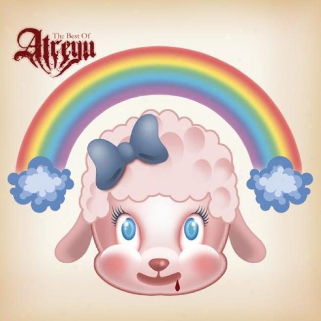 The Best Of Atreyu (2cd) (includes Dvd) (cd Slipcase)