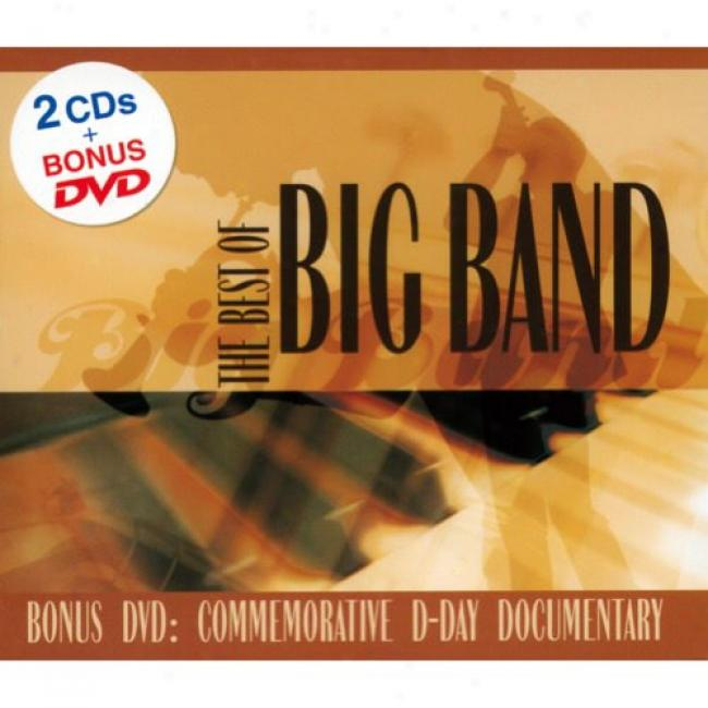 The Best Of Big Band (2cd) (includes Dvd) (digi-pak)