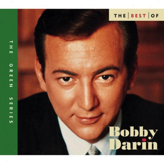 The Best Of Bobby Darin (with Biodegradable Cd Case)