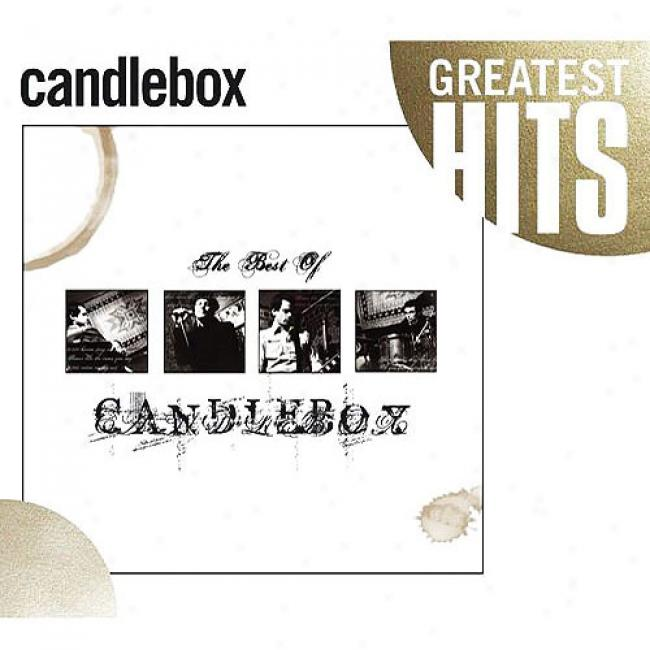 The Best Of Candlebox: Greatest Hits (cd Slipcase) (remaster)