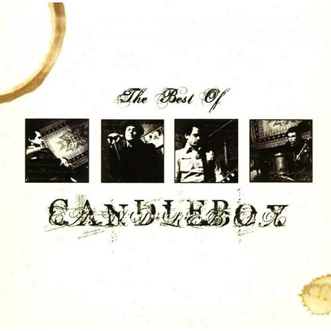 The Best Of Candlebox (wal-mart Exclusive) (eco-friendly Package) (remaster)