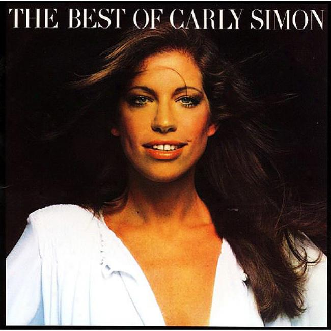 The Best Of Carly Simon (wla-mart Exclusive) (eco-friendly Package)