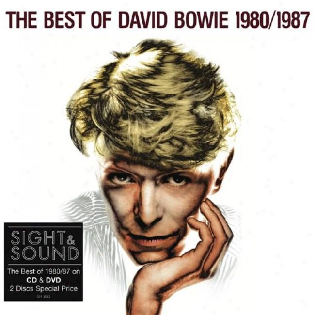 The Best Of David Bowie 1980-1987 (includes Dvd)