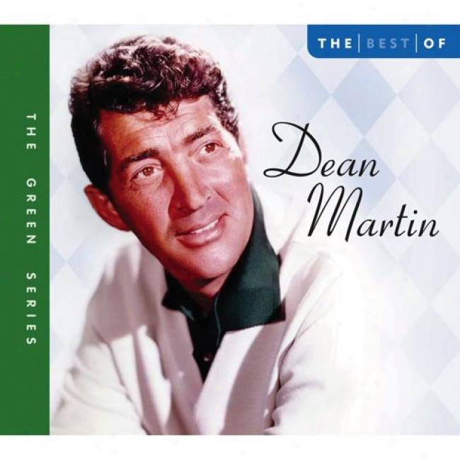 The Best Of Dean Martin (with Biodegradable Cd Case)