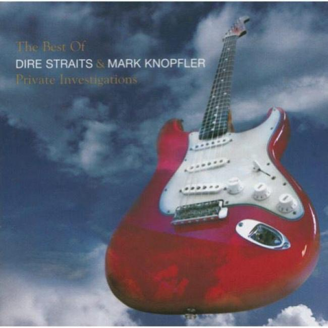 The Best Of Dire Straits & Mark Knopfler: Private Investigations (2cd)