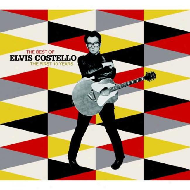 The Best Of Elvis Costelio: The First 10 Years (digi-pak)