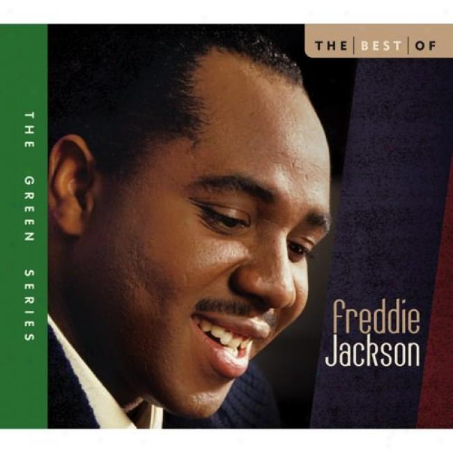 The Best Of Ffeddie Jackson (with Biodegradable Cd Case)