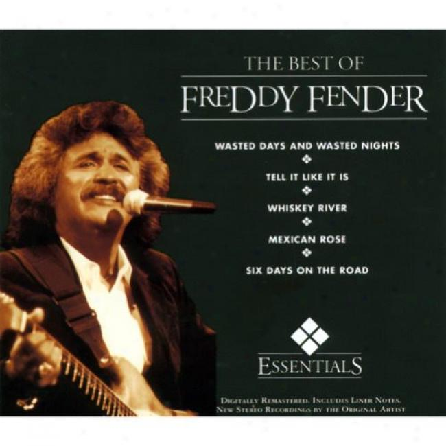 The Best Of Freddy Fender (digi-pak) (remaster)