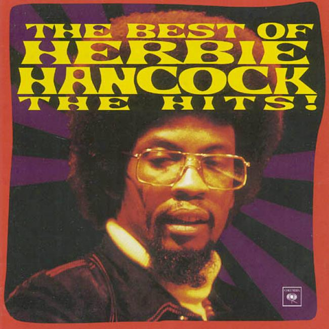 The Best Of Herbie Hancock: The Hits! (remaster)
