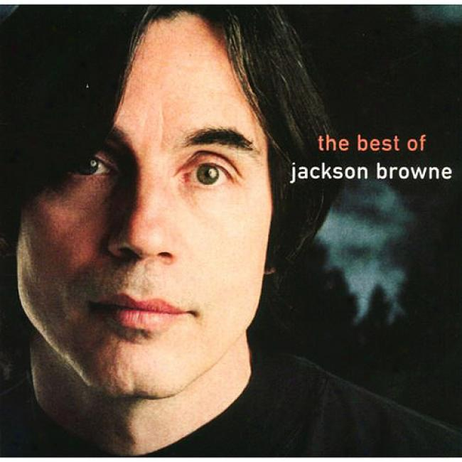 The Best Of Jackson Browne (wal-mart Exclusive) (eco-friendly Package)