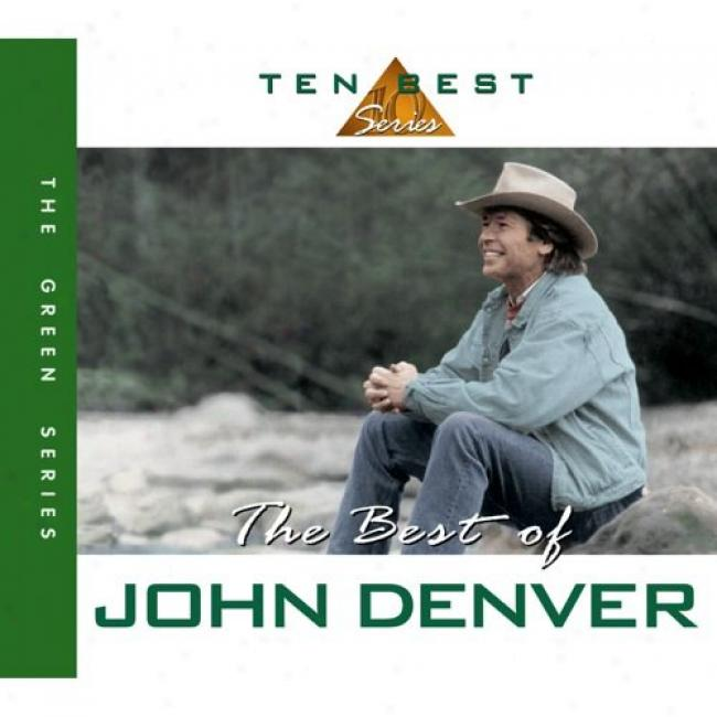 The Best Of John Denver (with Biodegradable Cd Case)
