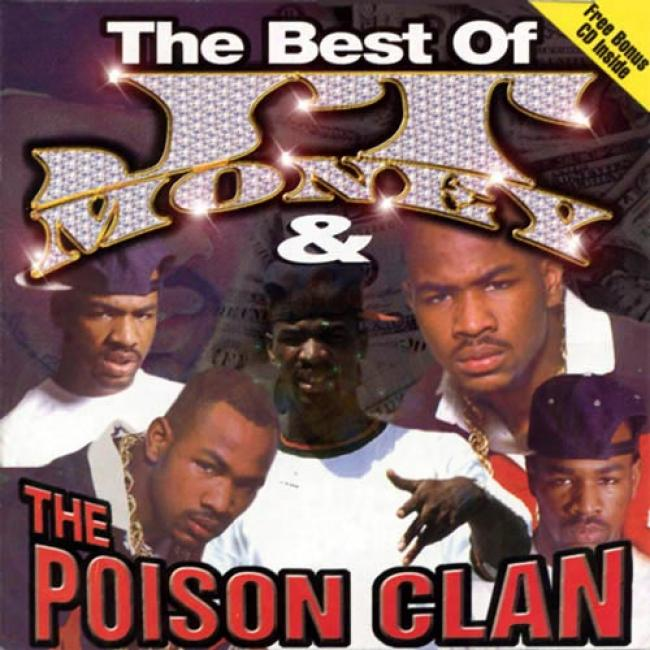 The Best Of J.t. Money & The Poison Clan (edited) (2cd)