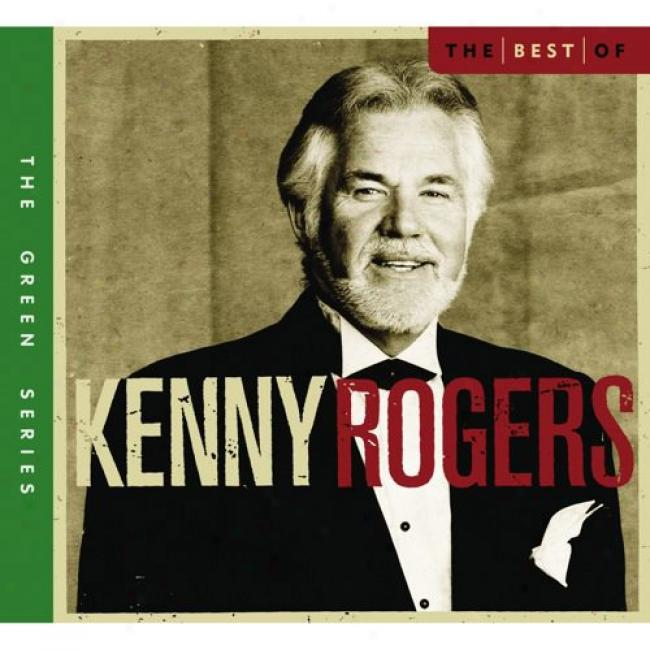 The Best Of Kenny Rogers (with 2 Exclusive Downloads) (with Biodegradable Cd Case)