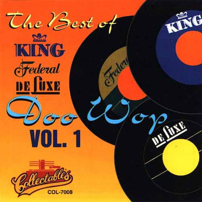 The Best Of King, Federal & Deluxe: Doo-wop Vol.1