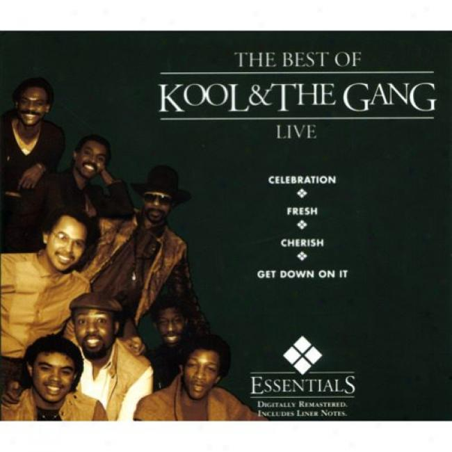 The Best Of Kool & The Gan: Live (digi-pak) (remaster)