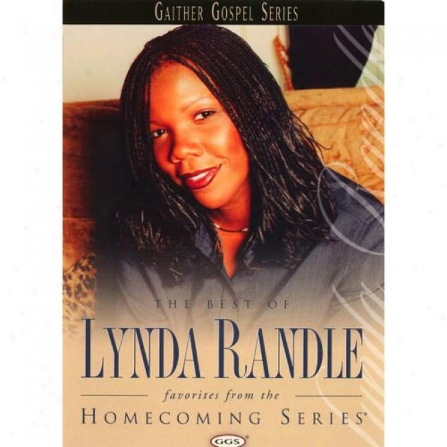 The Best Of Lynda Randle (music Dvd) (amaray Case)