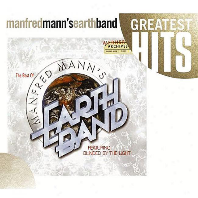 The Best Of Manfed Mann's Earth Band (cd Slipcase)
