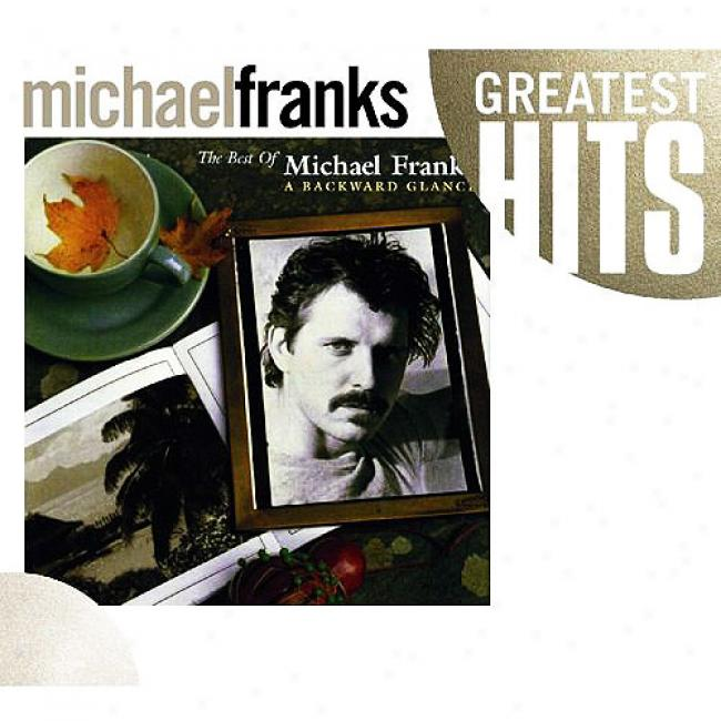 The Best Of Michael Franks: A Backwarrd Glance (cd Slipcase)