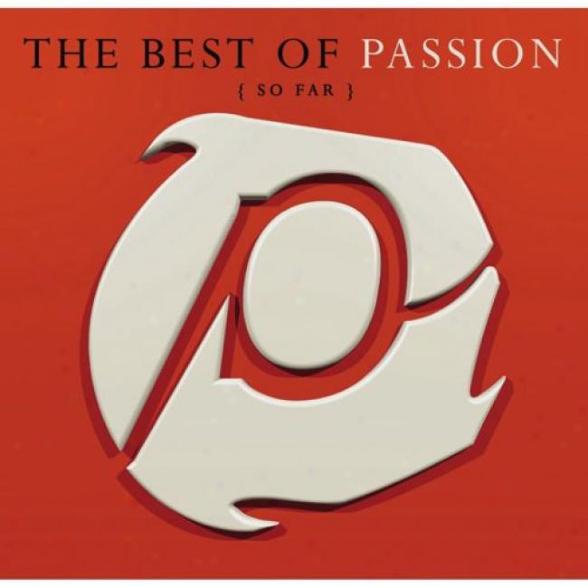 The Best Of Passion (so Far) (2cd) (cd Slipcase)