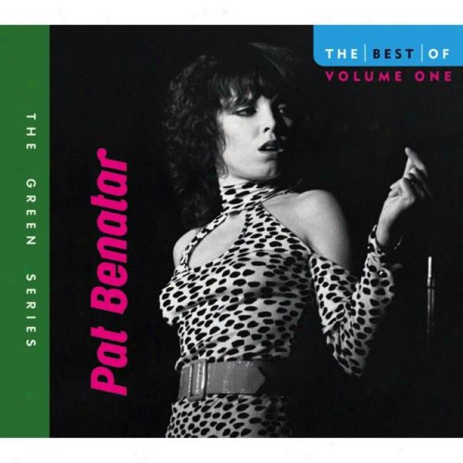 The Most good Of Pat Benatar, Vol.1 (with Biodegradablw Cd Case)