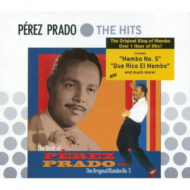 The Best Of Perez Prado: The Original Mambo No.5 (cd Slipcase)