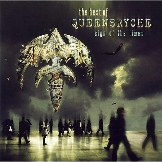 The Best Of Queensryche: Sign Of The Times (wal-mart Exclusive) (eco-friendly Package)