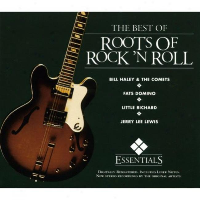 The Best Of Ropts Of Rock 'n' Roll (digi-pak) (remsaer)