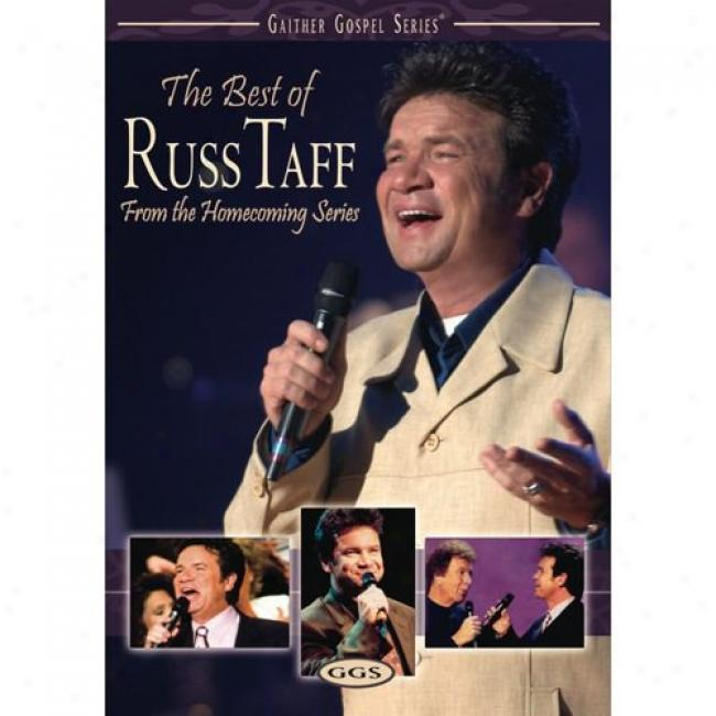 The Best Of Russ Taff: From The Homecoming Series (music Dvd) (amaray Case)