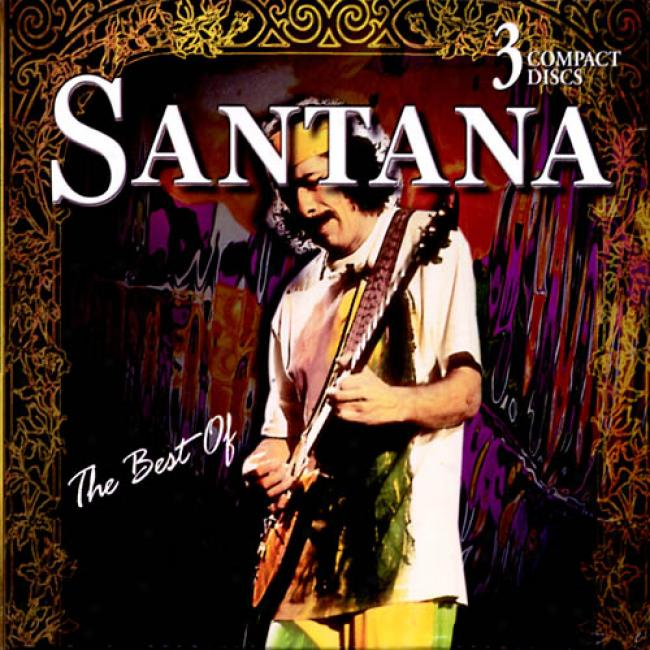The Best Of Santana (3 Disc Box Attitude) (remaster)