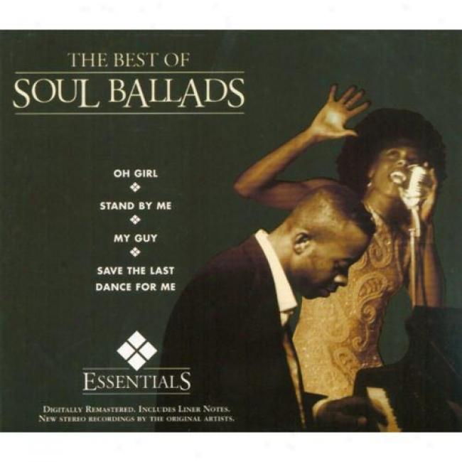The Best Of Soul Ballads (digi-pak) (remaster)
