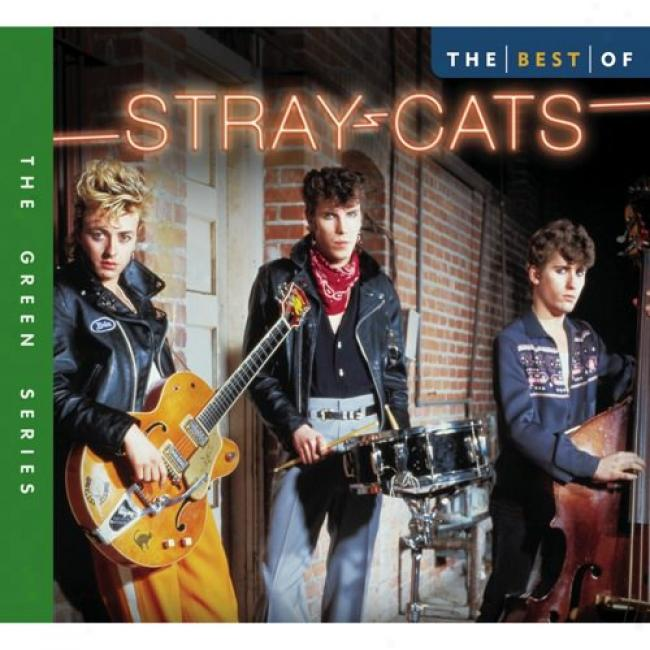 The Best Of Stray Cats (with 2 Exclusive Downloads) (with Biodegradable Cd Case)