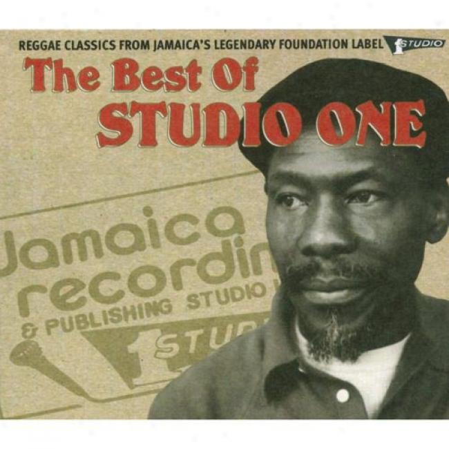The Best Of Studio One (cd Slipcase) (remaster)