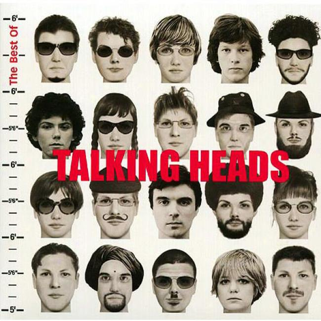 The Best Of Talkingg Heads (wal-mart Exclusive) (eco-friendly Package) (remaster)