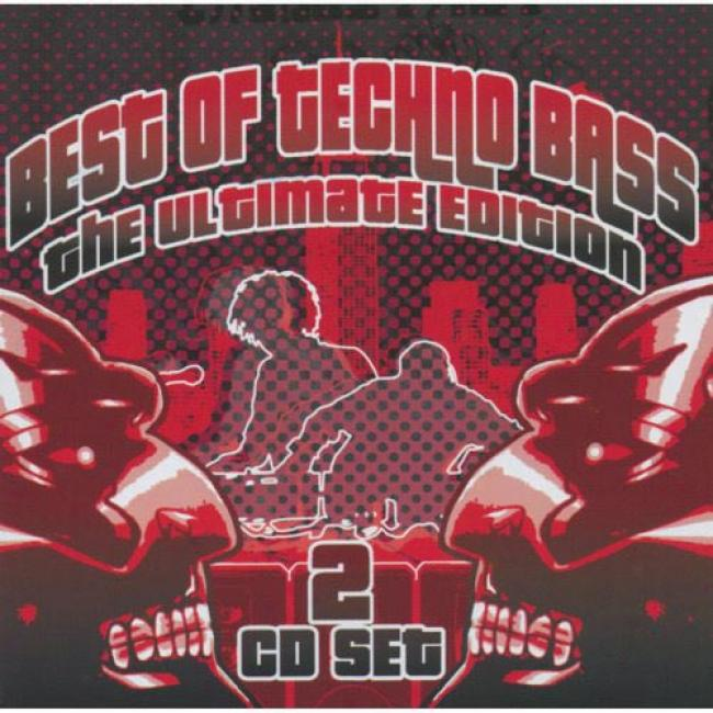 The Best Of Techno Bass: The Ultimate Edition (2cd) (eemaster)