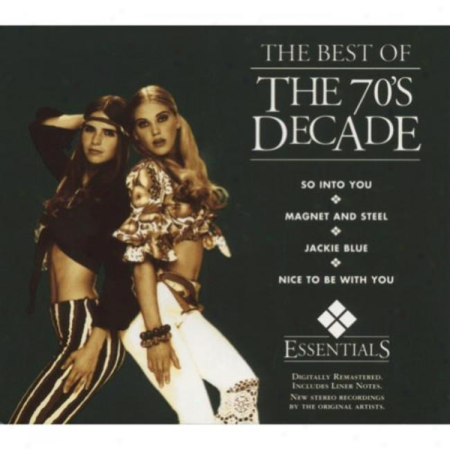 The Best Of The 70's Decade (digi-pak) (remaster)