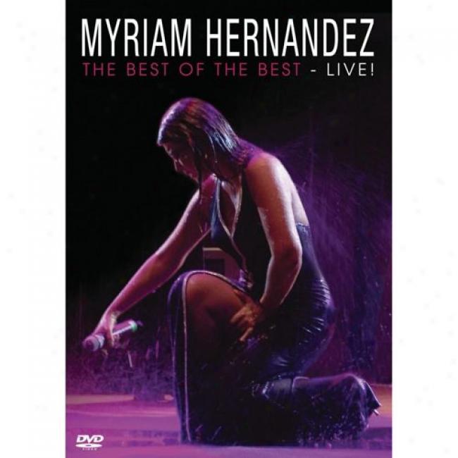 The Best Of Tne Best - Live! (music Dvd) (amaray Case)